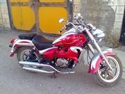 продам мотоцикл лифан150