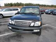 LEXYS LX 470 2004